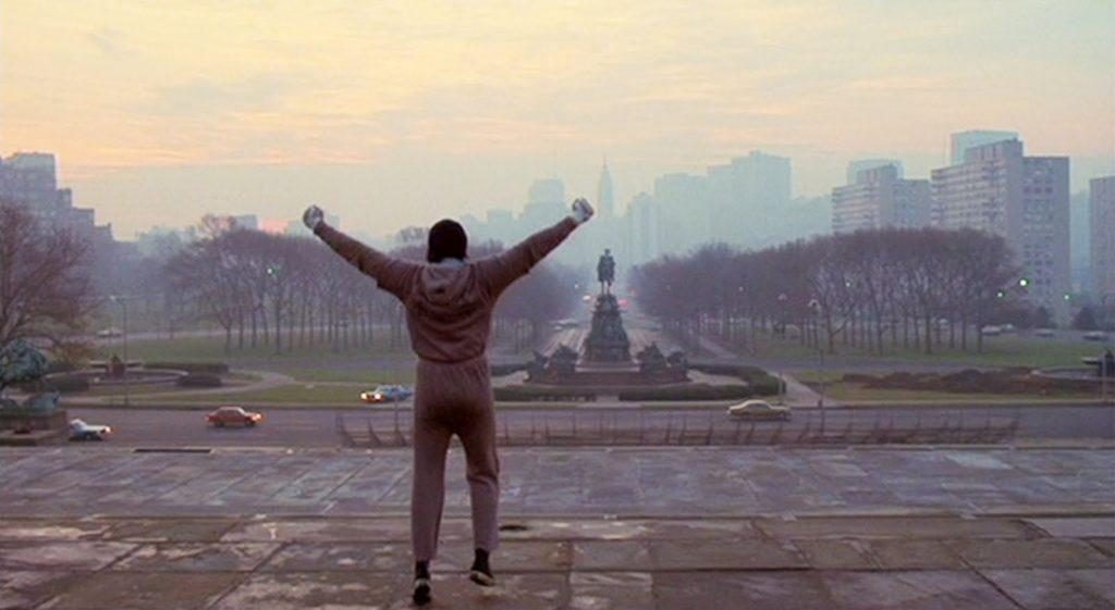 best movie set in Philly Rocky