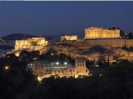 5 Movies Filmed in Athens Greece
