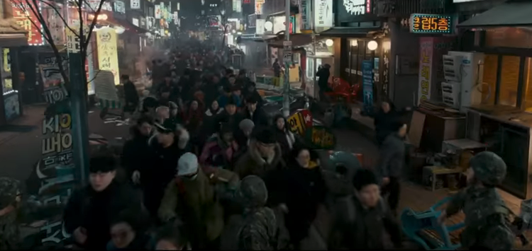 movies filmed in seoul colossal