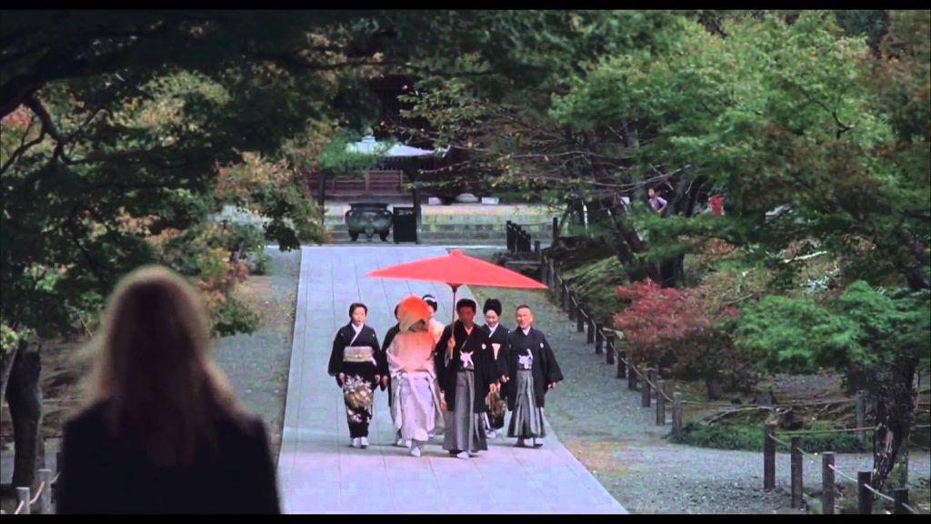movies filmed in kyoto lost in translation
