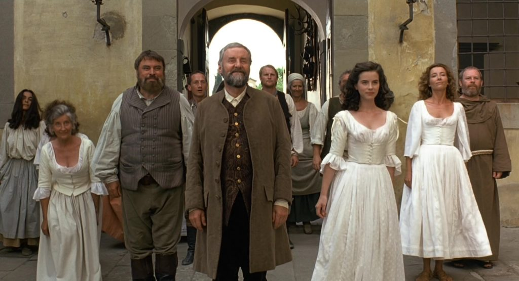 movies filmed in tuscany much ado about nothing