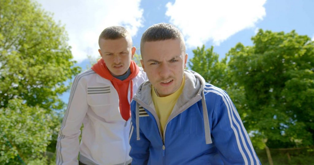 movies shot in cork - the young offenders