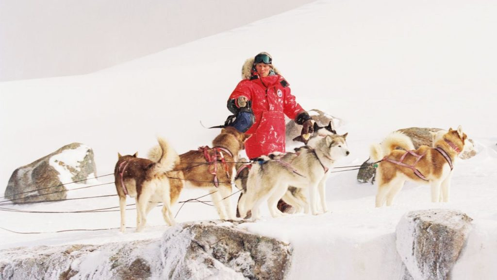 movies shot in greenland eight below