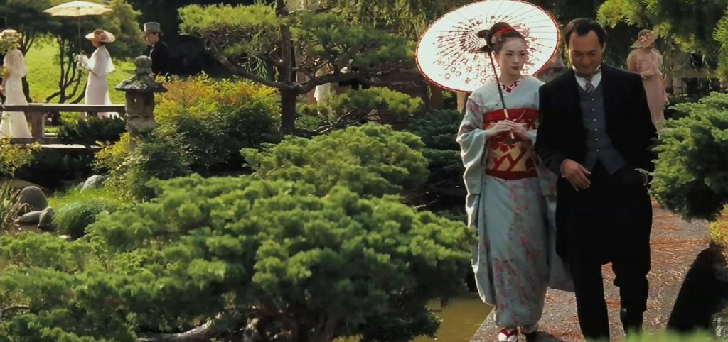 movies shot in kyoto memories of a geisha