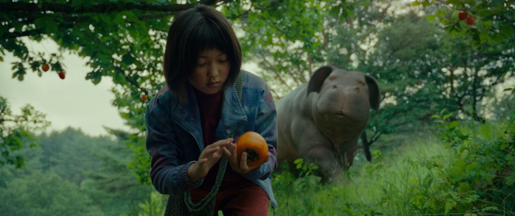 movies shot in Seoul okja