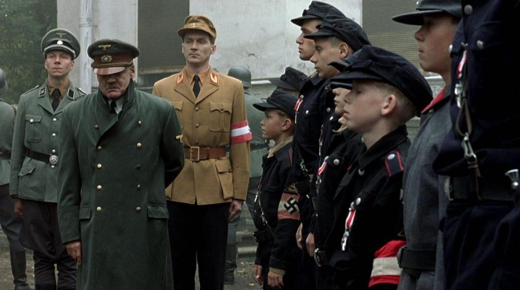 movies filmed in munich germany downfall