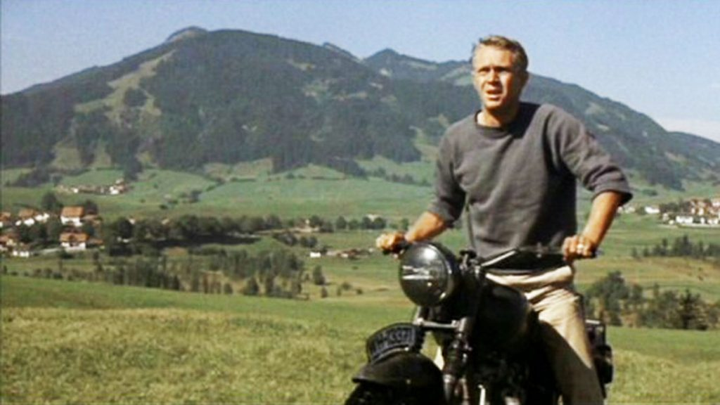 movies filmed in munich the great escape