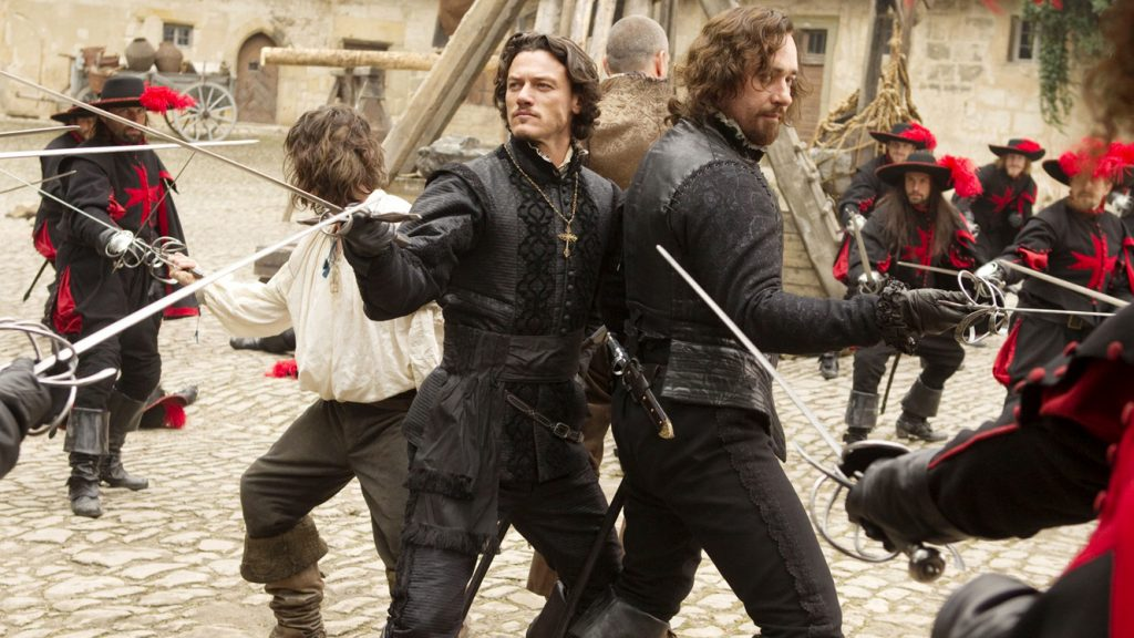 movies shot in munchen the three musketeers