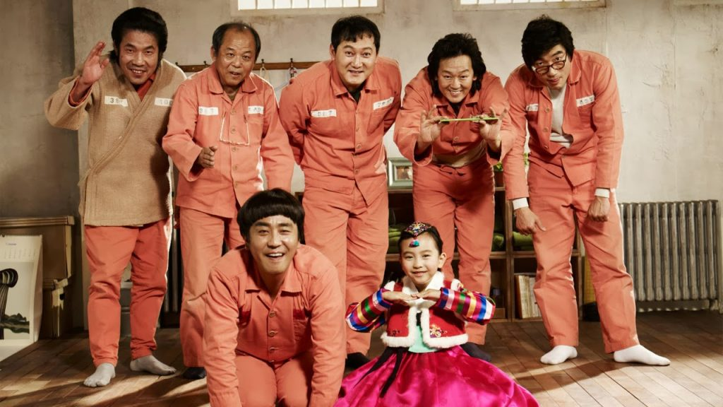 top south korean comedies Miracle in Cell No. 7