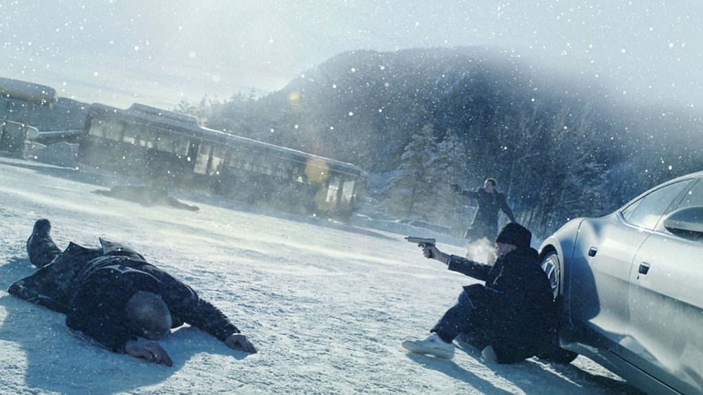 movies filmed in Norway - in order of disappearance