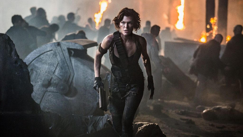 movies filmed in cape town resident evil