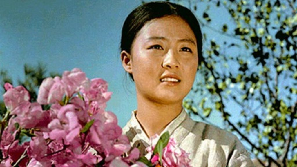 movies filmed in north korea - the flower girl