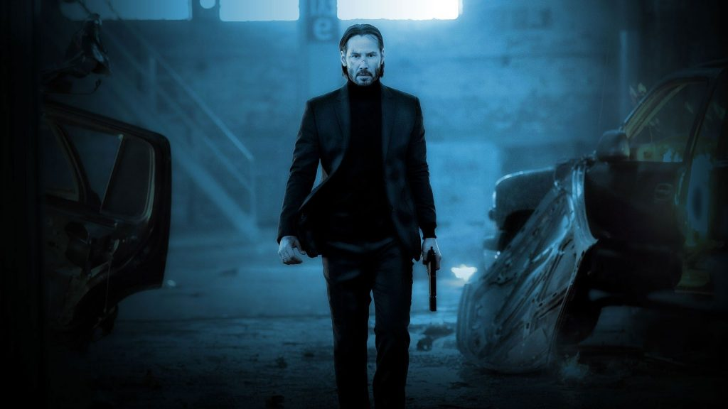 movies in Queens - John Wick