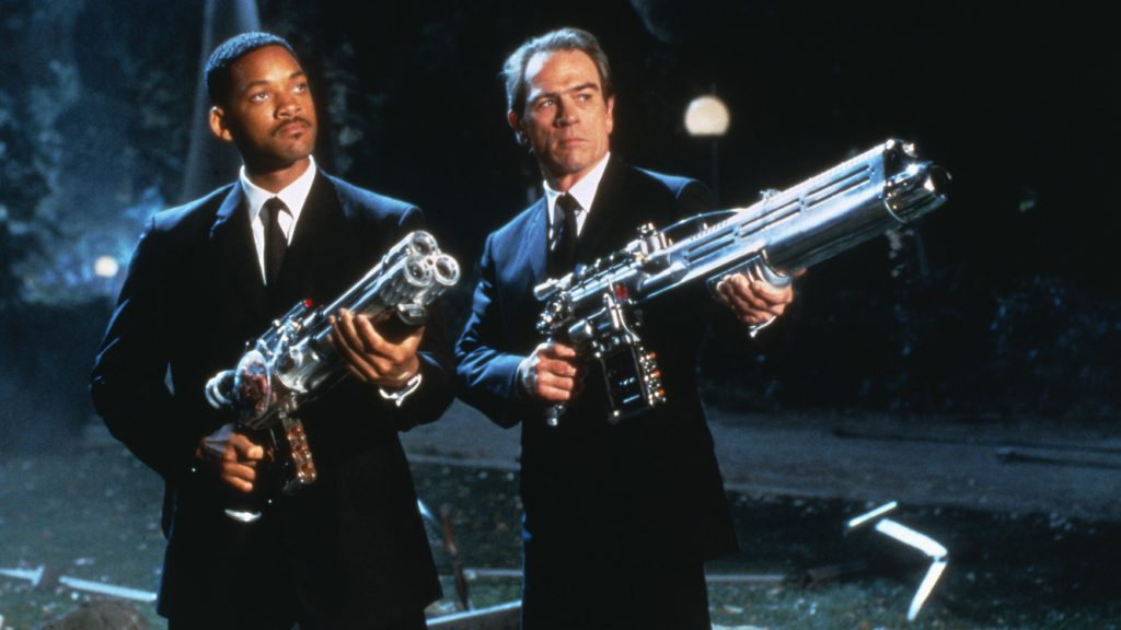 movies in Queens - Men in Black
