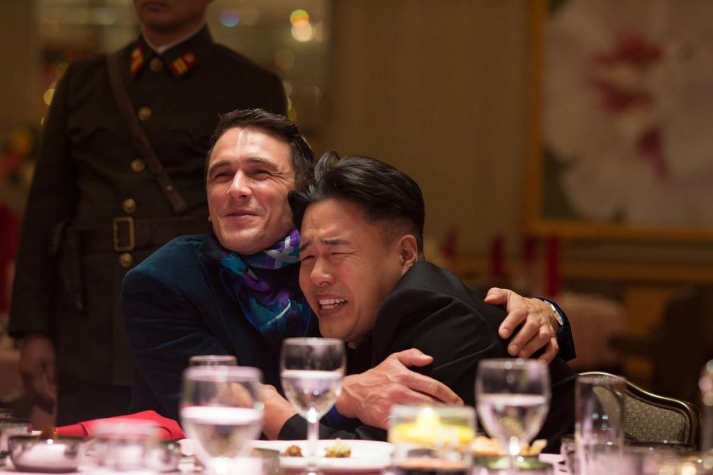 movies set in north korea - the interview
