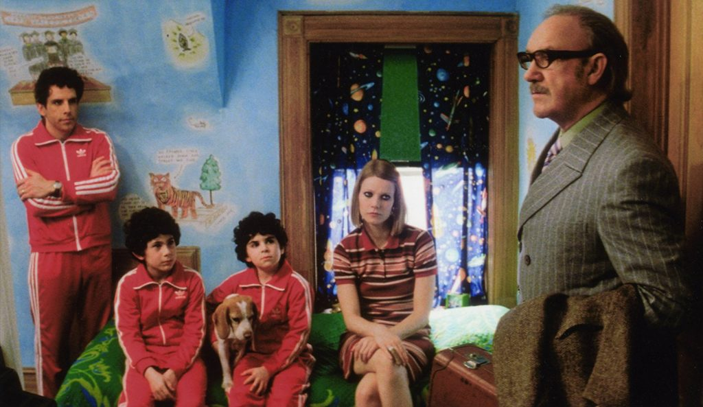 movies shot Queens - The Royal Tenenbaums