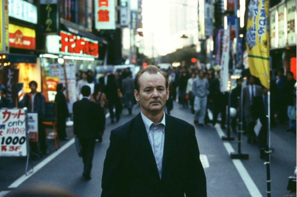 movies filmed Tokyo - Lost in Translation