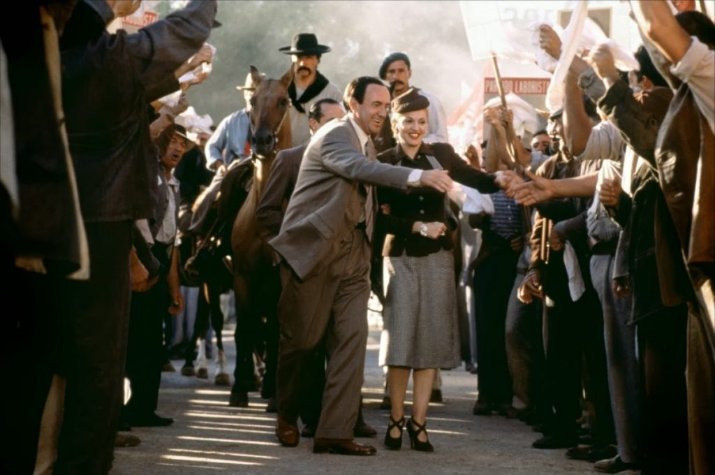 movies filmed in buenos aires - evita
