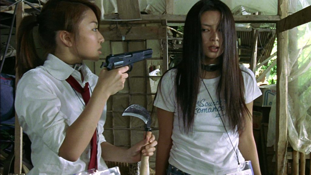 movies filmed in Tokyo - Battle Royale