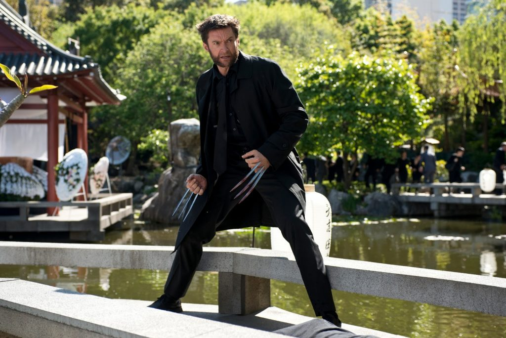 movies filmed in tokyo - the wolverine